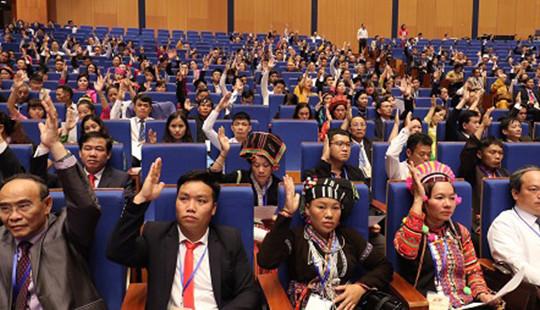 Hiệp thương cử 374 người tham gia Ủy ban Trung ương MTTQ Việt Nam khóa IX