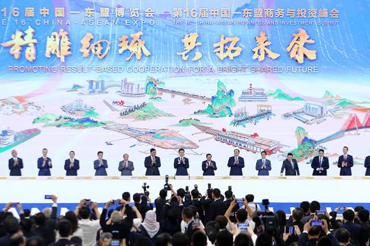 Việt Nam tham dự Hội chợ và Hội nghị Thượng đỉnh Thương mại-Đầu tư Trung Quốc-ASEAN 16