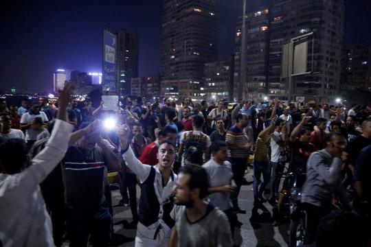 Ai Cập: Người biểu tình đụng độ với lực lượng an ninh