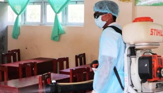 150 học sinh nhập viện với triệu chứng chóng mặt, đau đầu