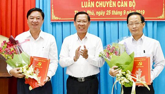 Thủ tướng điều động 2 nhân sự làm Phó Chủ tịch UBND tỉnh Bến Tre