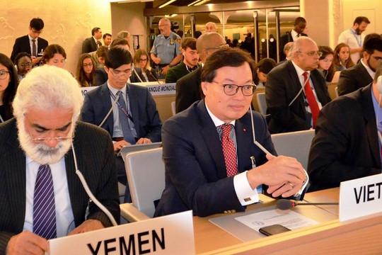 Thông qua 25 nghị quyết về quyền con người tại Khóa họp 42 Hội đồng Nhân quyền