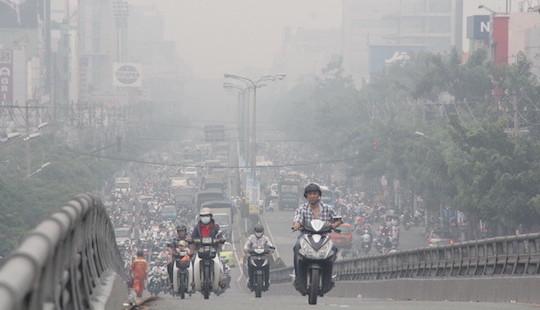 Bảo vệ sức khỏe như thế nào trước vấn nạn ô nhiễm không khí?