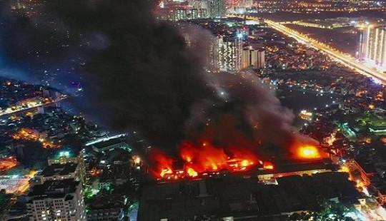 Phòng chống cháy nổ tại các khu dân cư: Thực hiện từ những con ngõ nhỏ