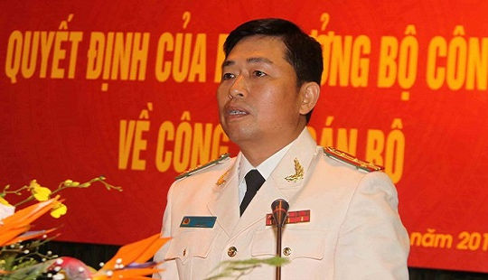 Luân chuyển Giám đốc Công an Hải Phòng và Hải Dương