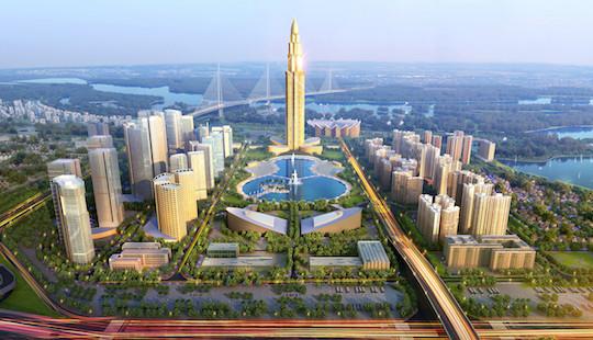 Động thổ dự án thành phố thông minh đầu tiên ở Việt Nam