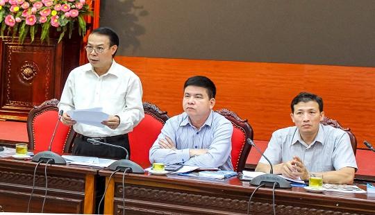 Huyện Gia Lâm dự kiến phấn đấu lên quận vào năm 2022
