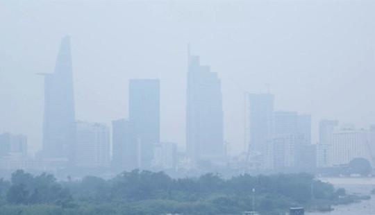 """Xác định """"thủ phạm"""" gây ô nhiễm không khí ở TP.HCM"""