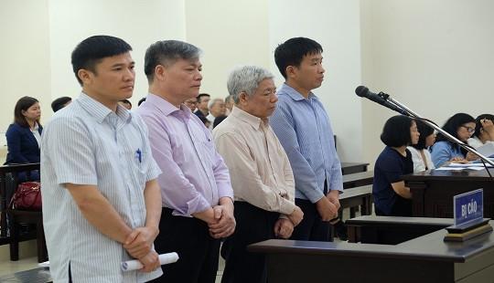 Nguyên Chủ tịch HĐTV của Vinashin Nguyễn Ngọc Sự bị đề nghị tăng hình phạt