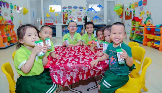 Sữa học đường tại Đà Nẵng: Đầu tư cho trẻ hôm nay để có nguồn nhân lực chất lượng trong tương lai