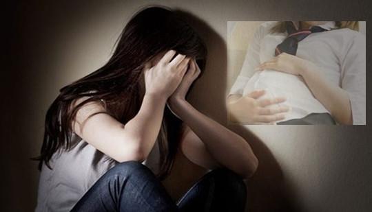 Bắt nam thanh niên làm bạn gái mang bầu