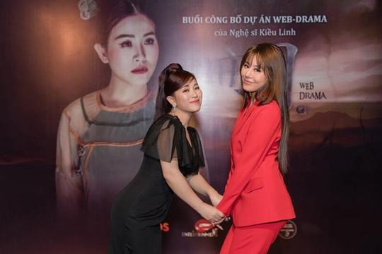 Nam Thư nói về cơ duyên hợp tác với đàn chị Kiều Linh