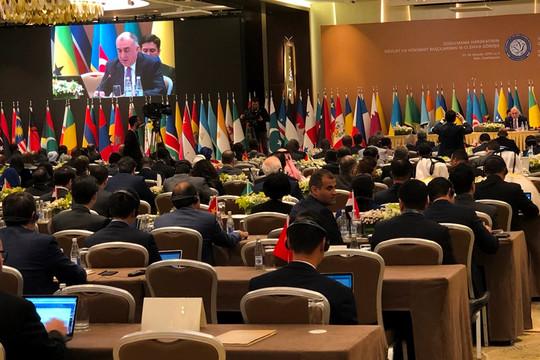 Việt Nam tham dự Hội nghị Bộ trưởng Phong trào Không liên kết tại Baku, Azerbaijan