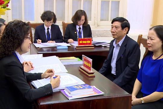 Hòa giải, đối thoại tại Tòa án: Chế định ưu việt để giải quyết tranh chấp, khiếu kiện