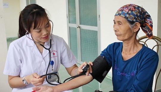 50% người mắc tăng huyết áp không biết mình mắc bệnh