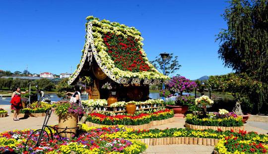 Festival hoa Đà Lạt 2019 sẽ có nhiều điểm mới