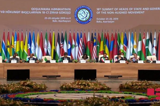 Hội nghị Cấp cao Phong trào Không liên kết thông qua các văn kiện quan trọng