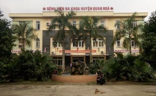 Cảnh cáo Giám đốc Bệnh viện Đa khoa huyện Quan Hóa