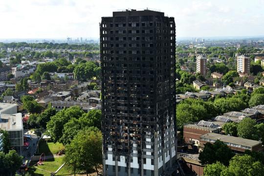 Lực lượng cứu hỏa London bị chỉ trích trong báo cáo bi kịch hỏa hoạn tháp Grenfell
