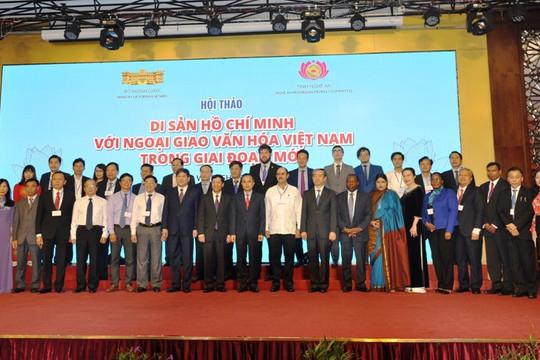 Di sản Hồ Chí Minh với ngoại giao văn hóa Việt Nam trong giai đoạn mới