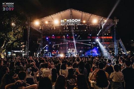 """""""Lễ hội âm nhạc quốc tế Gió mùa 2019"""": Quy tụ nhiều tên tuổi"""