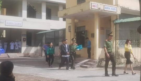 Bắt 3 Trưởng khoa của Bệnh viện Tâm thần tỉnh Thanh Hóa