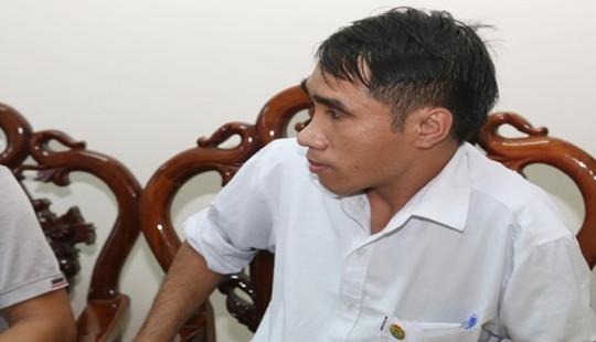"""Bắt """"phóng viên"""" tống tiền các cơ sở y tế ở Quảng Bình"""