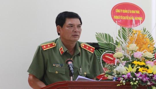 Cảnh cáo Trung tướng Trình Văn Thống do vi phạm bí mật nhà nước
