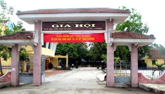 Thừa Thiên Huế thi tuyển chức danh hiệu trưởng