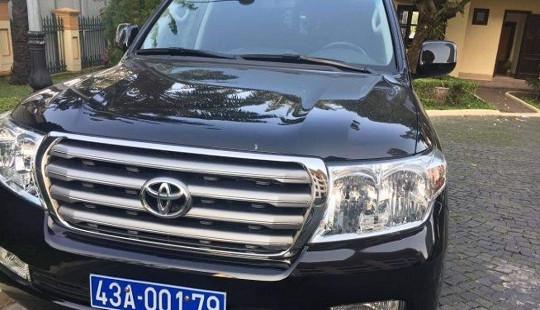 Đà Nẵng đấu giá công khai 3 xe sang biển xanh