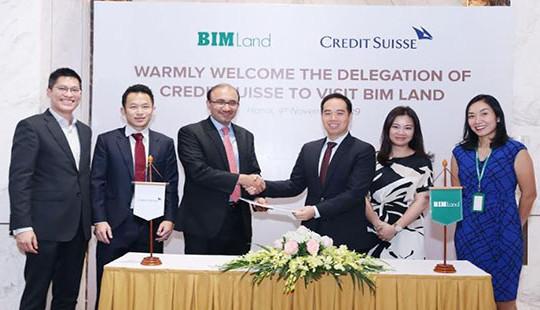 BIM Land ký thành công hợp đồng vay vốn 137,5 triệu USD từ 2 tổ chức tài chính Quốc tế