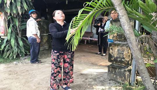 Quảng Ngãi: Cưỡng chế các hộ dân không bàn giao mặt bằng để thi công dự án