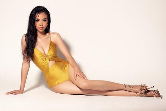 Á hậu Thúy An lột xác, sexy khó cưỡng trong bộ ảnh bikini mới nhất