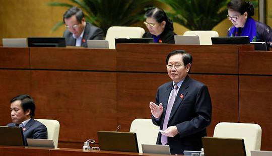 Bộ trưởng Lê Vĩnh Tân: Xin nhận khuyết điểm khi để một quyết định hơn 20 năm không sửa