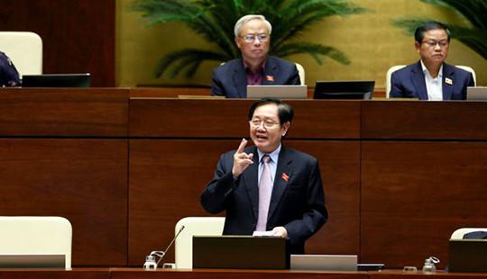 Bộ trưởng Lê Vĩnh Tân: Đề án vị trí việc làm sẽ chia 4 nhóm để xếp lương