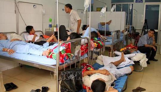 Quảng Bình: Gần 8.000 trường hợp mắc bệnh sốt xuất huyết