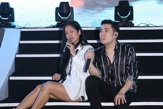Thanh Lam, Hồng Nhung nhiệt tình tập nhạc cùng Quang Hà