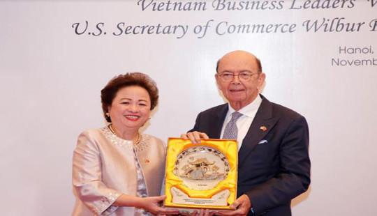 Tập đoàn BRG phối hợp tổ chức sự kiện kết nối giữa doanh nghiệp Việt Nam và phái đoàn thương mại Hoa Kỳ