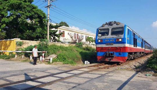 Nam Định: Nỗ lực thực hiện các giải pháp đảm bảo trật tự ATGT đường sắt