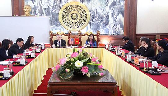 Tọa đàm về việc nghiên cứu, thành lập Hiệp hội Thẩm phán Việt Nam