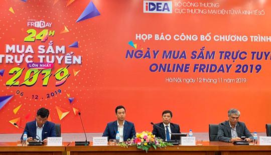 Chính thức mở cửa hệ thống đăng ký Chương trình Online Friday cho DN