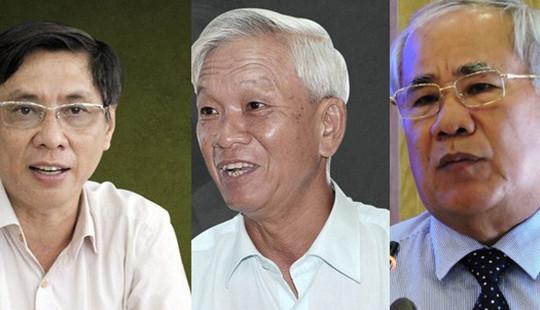 Ban Bí thư thi hành kỷ luật đối với tập thể, cá nhân lãnh đạo tỉnh Khánh Hòa