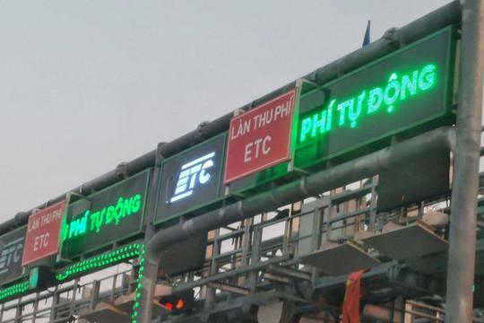 Bộ GTVT bác đề xuất trả lại dự án thu phí của VETC