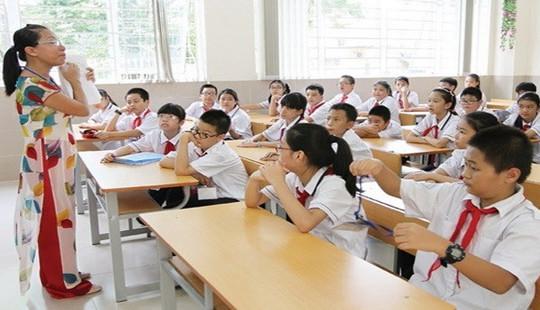 Nhiều chính sách đãi ngộ đối với giáo viên