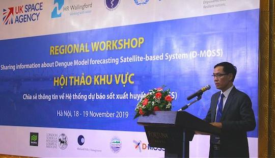 Việt Nam triển khai hệ thống dự báo sốt xuất huyết bùng phát