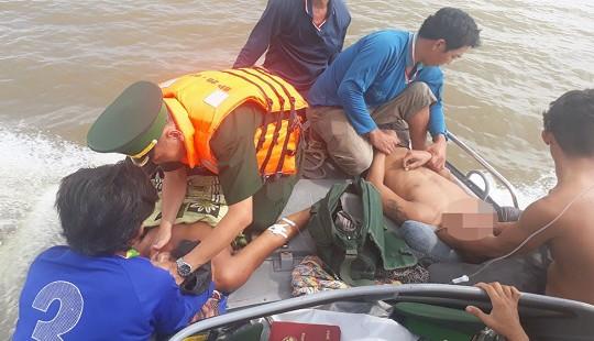 5 ngư dân thương vong do ngạt khí trên tàu cá