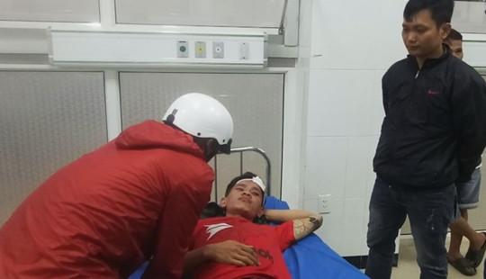Mâu thuẫn tiền bạc, một thanh niên bị bắn trọng thương