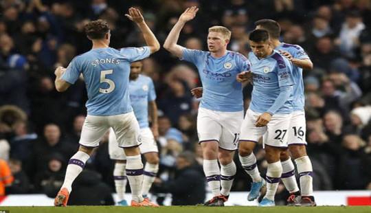 Man City ngắt mạch 7 trận thắng liên tiếp của Chelsea, Mourinho mở màn thành công tại Tottenham