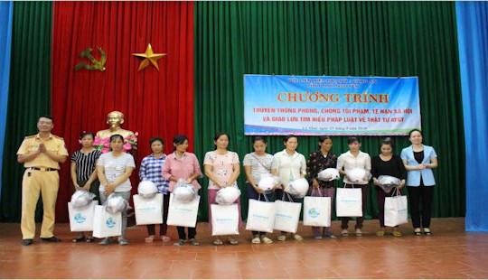 Thái Nguyên: Tổ chức gần 40 buổi tuyên truyền pháp luật về trật tự ATGT