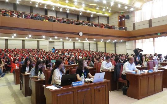 ĐH Luật Hà Nội tổ chức tọa đàm: Những tác động của Bộ luật Lao động sửa đổi đến doanh nghiệp và giải pháp